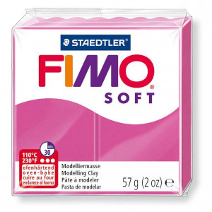 Fimo ® Soft 57 g, himbeere